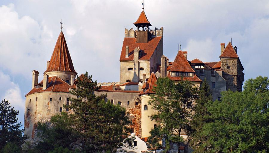 Ruta por Rumanía, castillo Bran. Conde Drácula