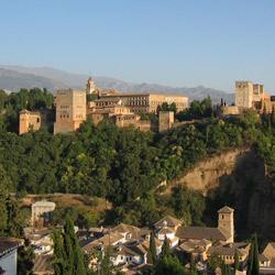 Granada, viajes para singles con niños