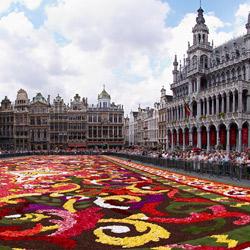 Bruselas, Bélgica, viajes por Europa
