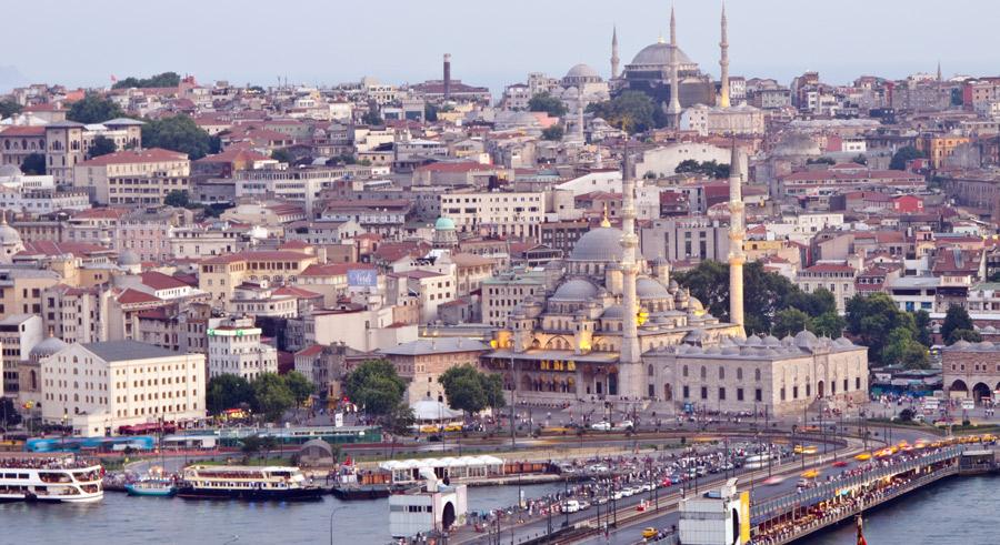 Viajes para singles a Turquía, Estambul, Semana Santa